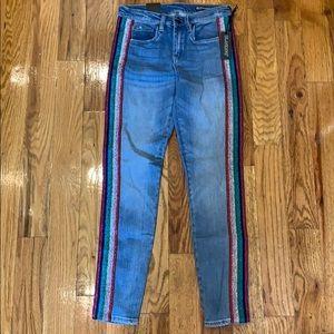 BLANKNYC mid rise skinny jean